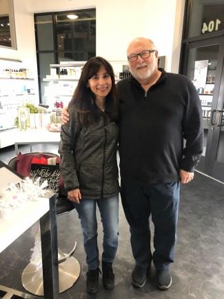 Bob Hawks & Sonya Christian