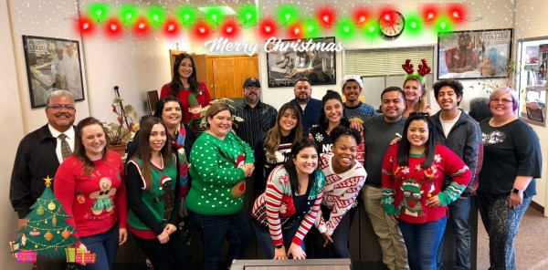 Strong Workforce Ugly Sweater Party