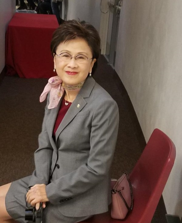 Mayor Karen Goh