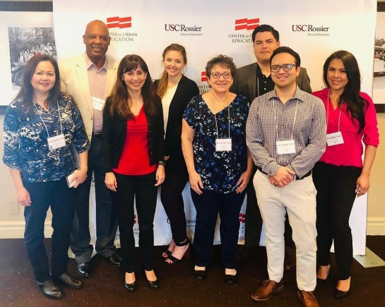 BC Team at USC Equity Conference