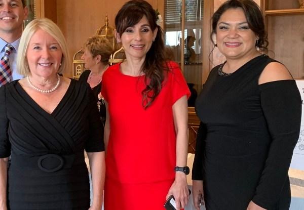 Lynnette Zelezny, Sonya Christian, Norma Rojas-Mora