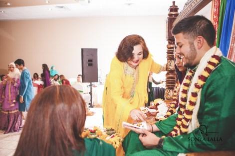 Dallas South Asian wedding