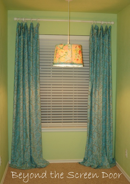 Floor Length Curtains  Sonya Hamilton Designs