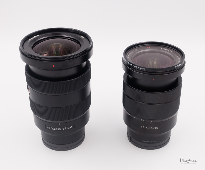Sony FE 1635 F2.8 GM-12