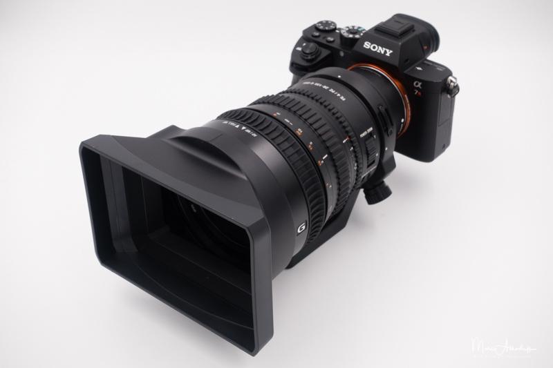 Sony FE PZ8135 G F4-008