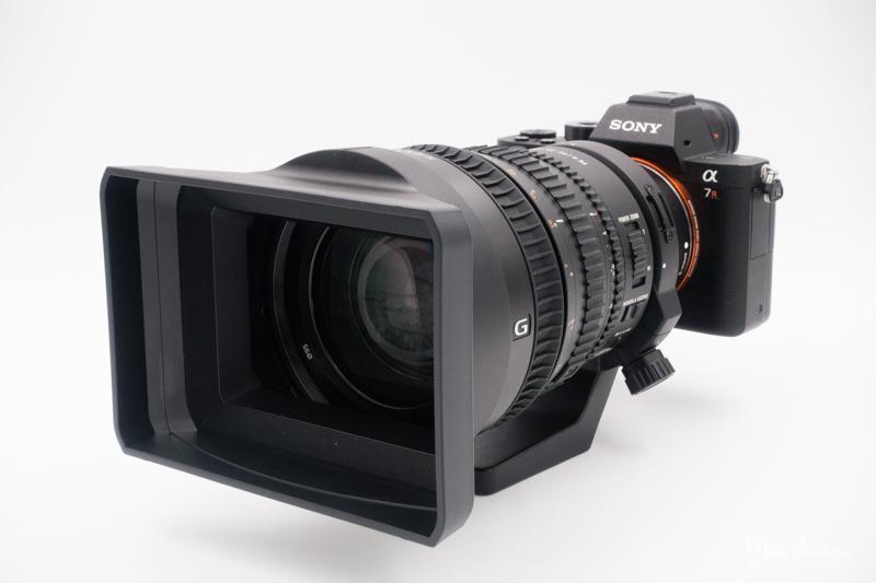 Sony FE PZ8135 G F4-009