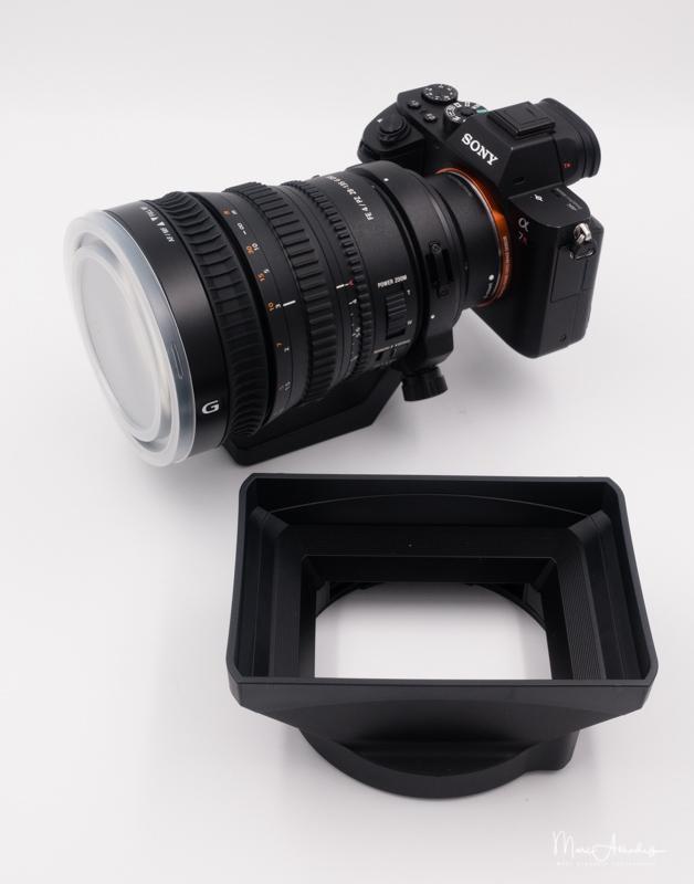 Sony FE PZ8135 G F4-020