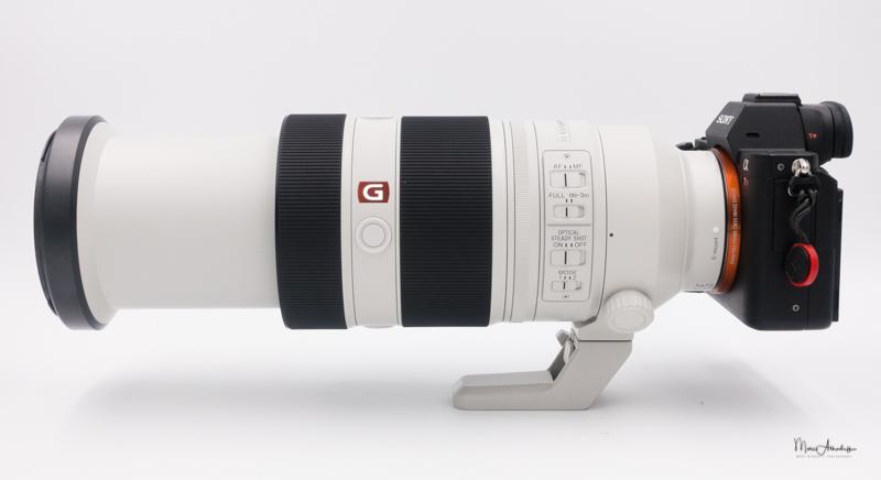 Sony FE100-400 GM-535