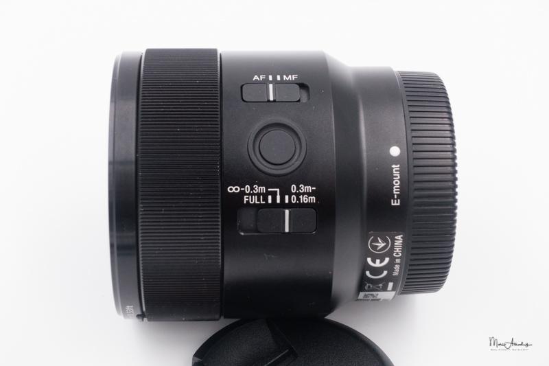 Sony FE50F28M-006