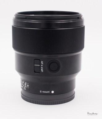 Sony FE85F18-006