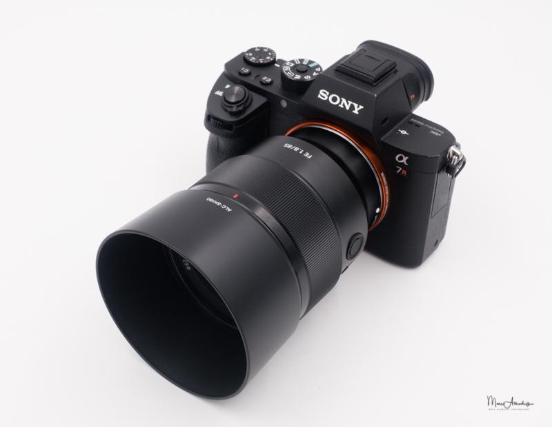 Sony FE85F18-009