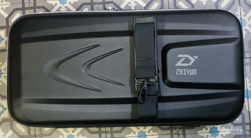 Zhiyun Crane 2--002
