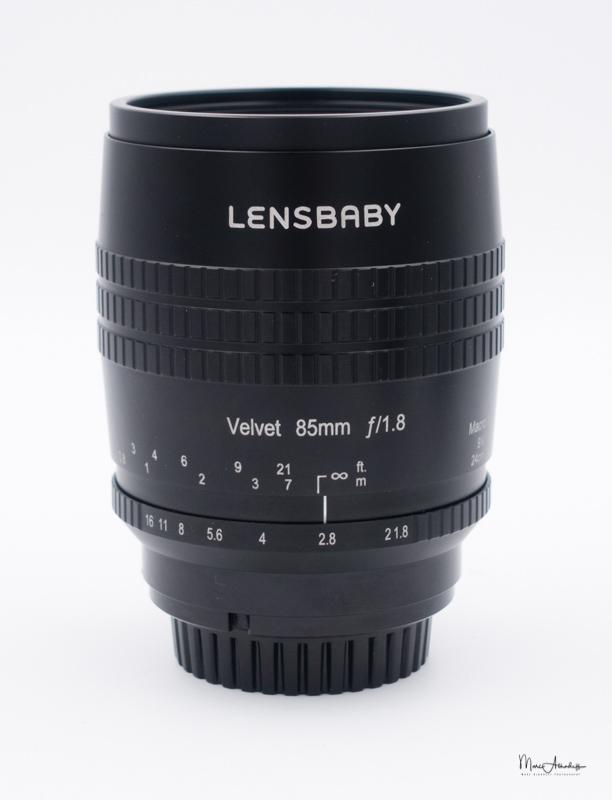 Lensbaby Velvet 85mm F1.8- -5