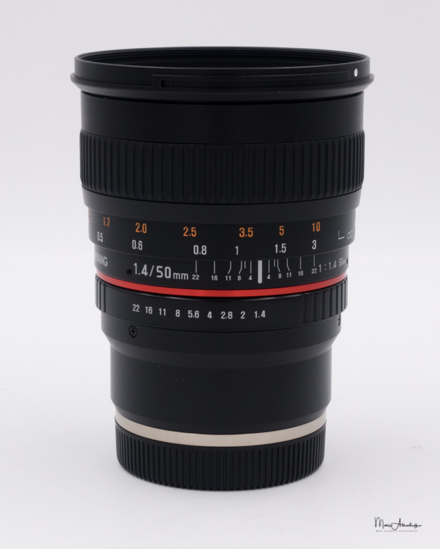 Samyang 50mm F1.4 AS UMC- -003