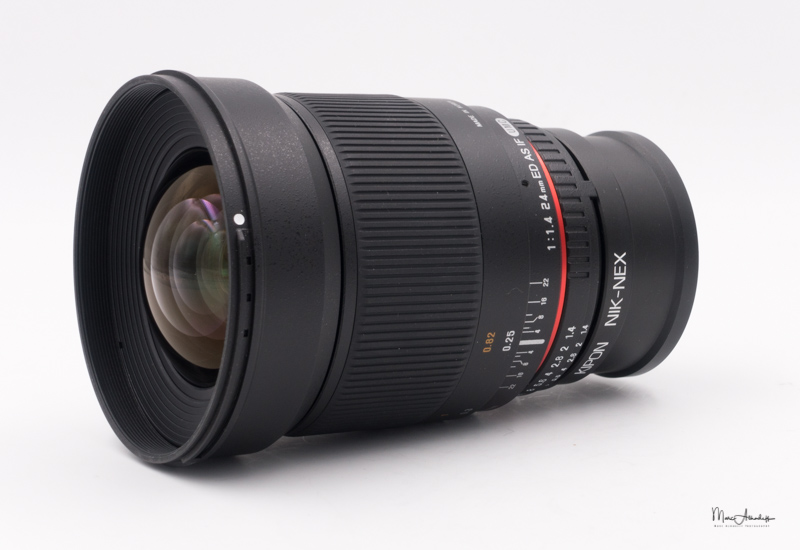 Samyang 24mm F1.4 ED AS IF UMC- ISO 125 --020