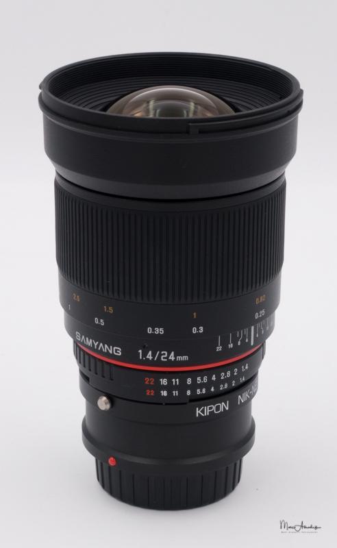 Samyang 24mm F1.4 ED AS IF UMC- ISO 125 --021
