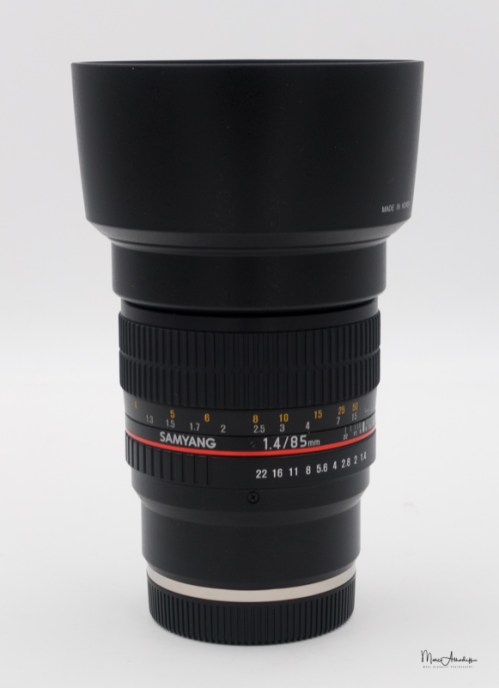 Samyang 85mm F1.4 AS IF UMC- ISO 125 --001