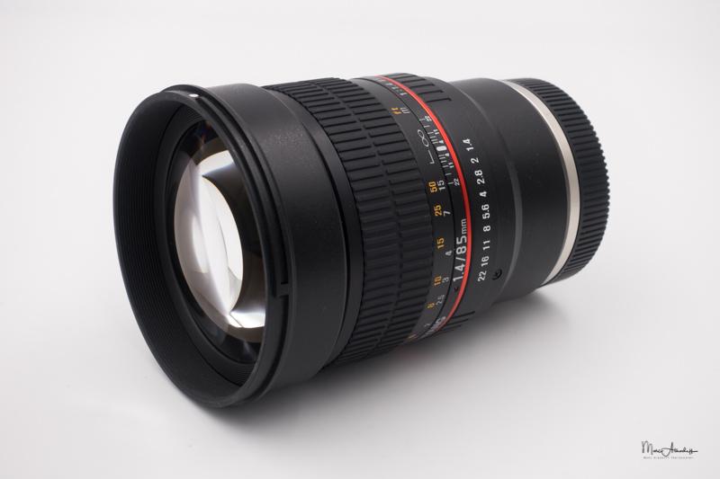 Samyang 85mm F1.4 AS IF UMC- ISO 125 --003