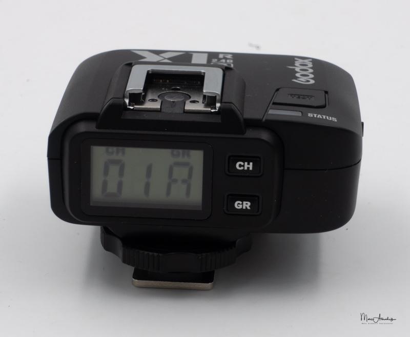 Godox X1 receiver-003