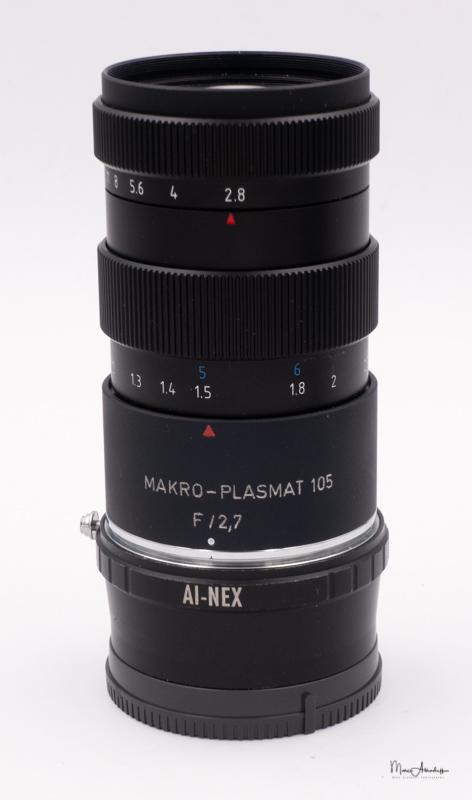 Meyer Optik - Makro Plasmart 105mm F2.7-0055