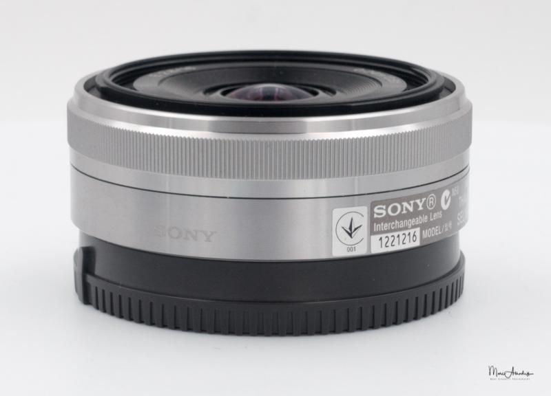 Sony 16mm F2.8-101