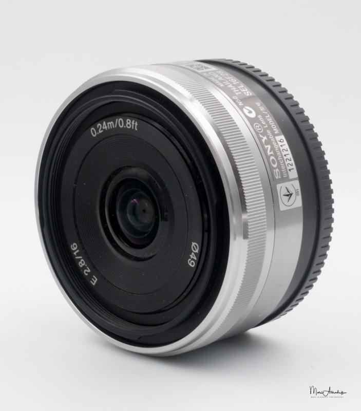 Sony 16mm F2.8-102