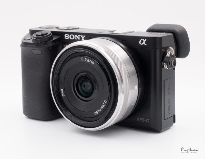 Sony 16mm F2.8-104