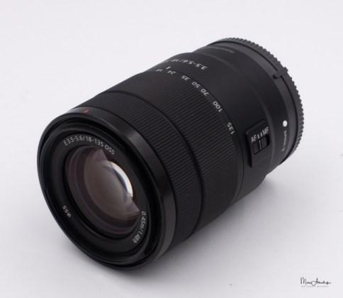 Sony 18-135-9