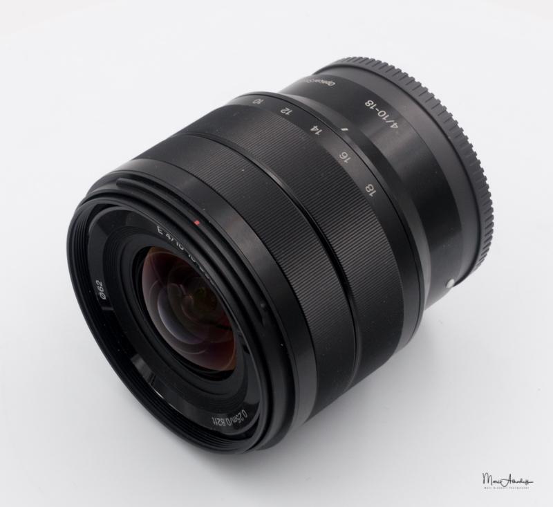 Sony E 10-18mm F4-3