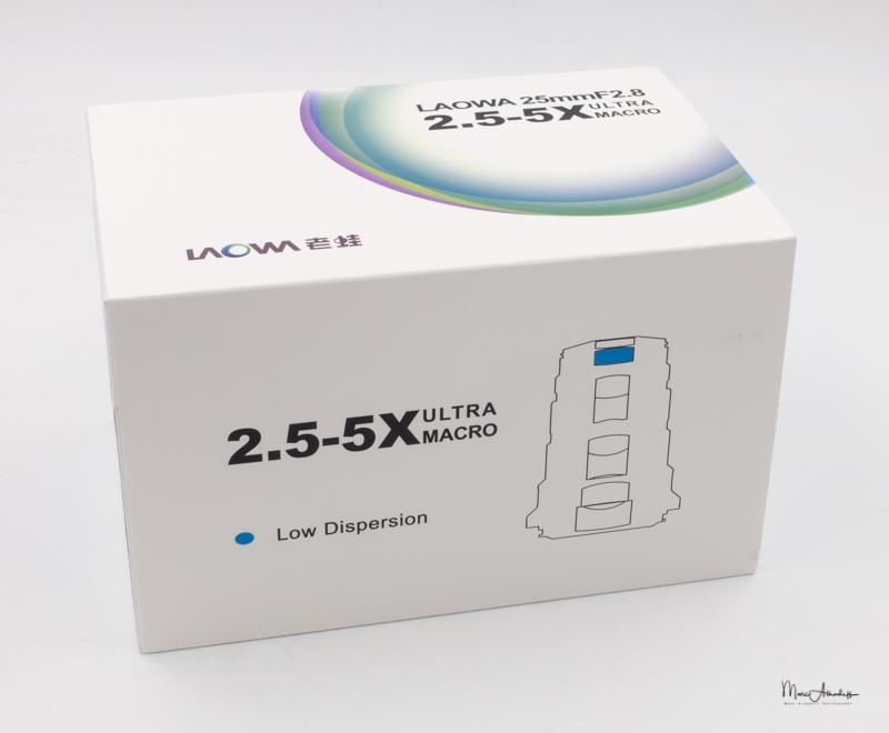 Laowa 25mm F2.8 2.5-5X-1