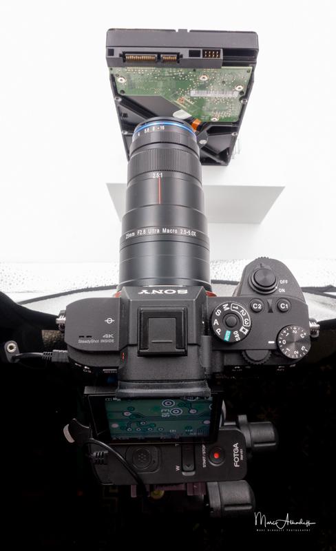 Laowa 25mm F2.8 2.5-5X-16
