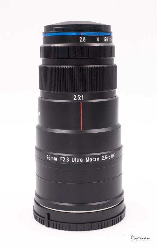 Laowa 25mm F2.8 2.5-5X-4