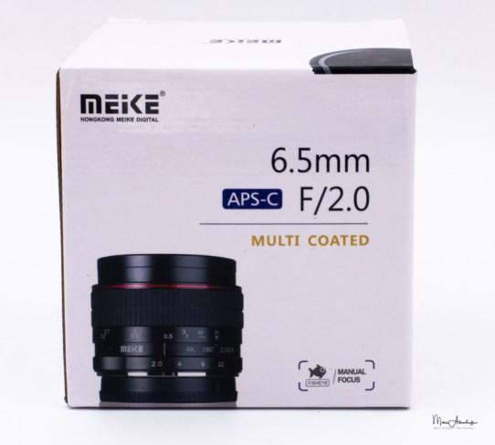Meike 6.5mm F2- ISO 160-1-80 s à f - 8,0 010