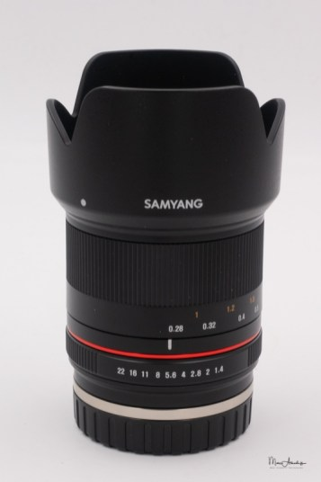 Samyang 21mm F1.4 ED UMC CS-1