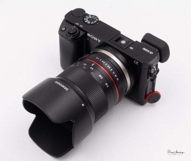Samyang 21mm F1.4 ED UMC CS-6