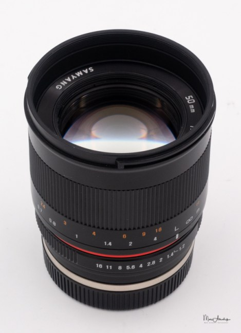 Samyang 50mm F1.2 ED UMC CS-103