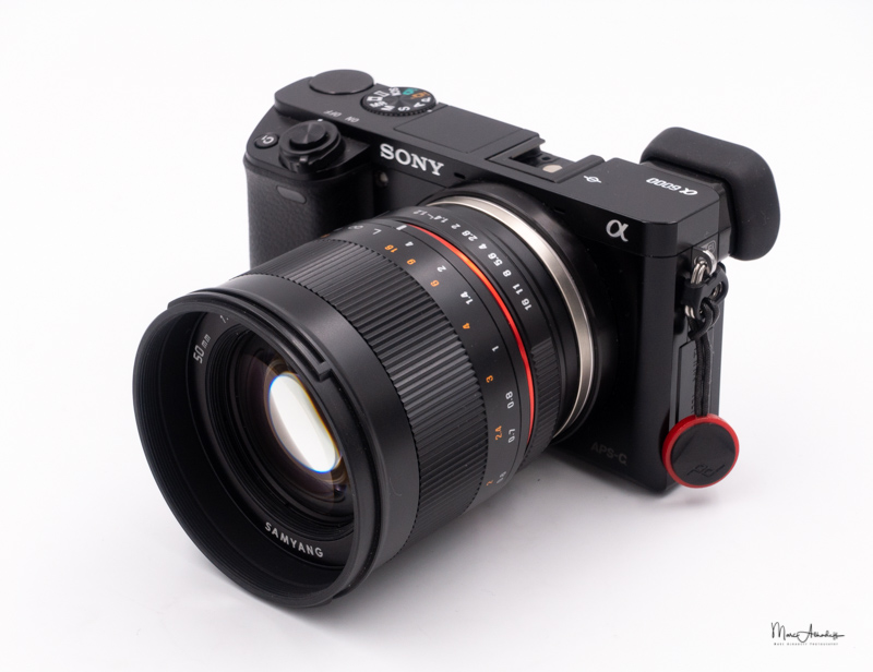 Samyang 50mm F1.2 ED UMC CS-108