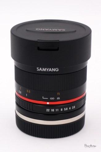 Samyang 8mm F2.8 UMC Fisheye-1