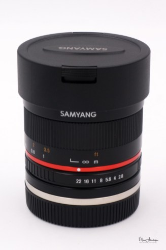 Samyang 8mm F2.8 UMC Fisheye-1