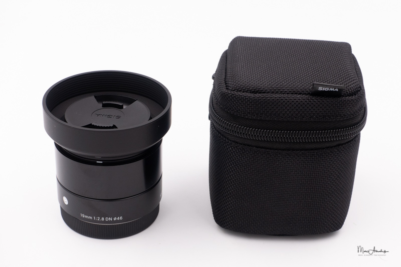 Sigma 19mm F2.8 DN-001