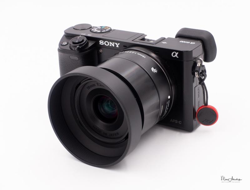 Sigma 19mm F2.8 DN-008