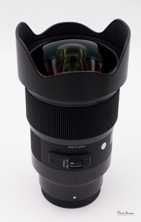 Sigma 20mm F1.4 DG Art-204