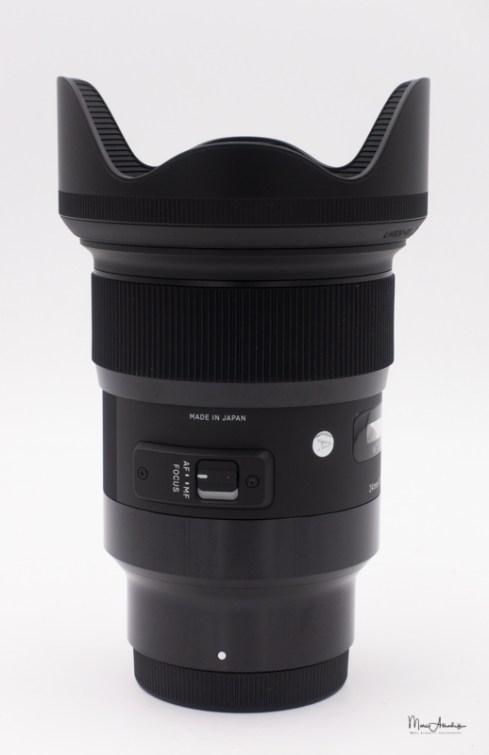 Sigma 24mm F1.4 DG Art-202