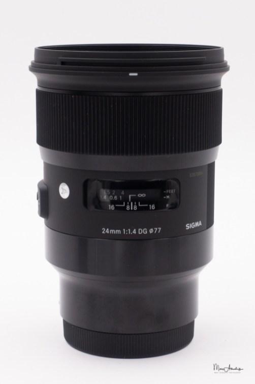 Sigma 24mm F1.4 DG Art-205