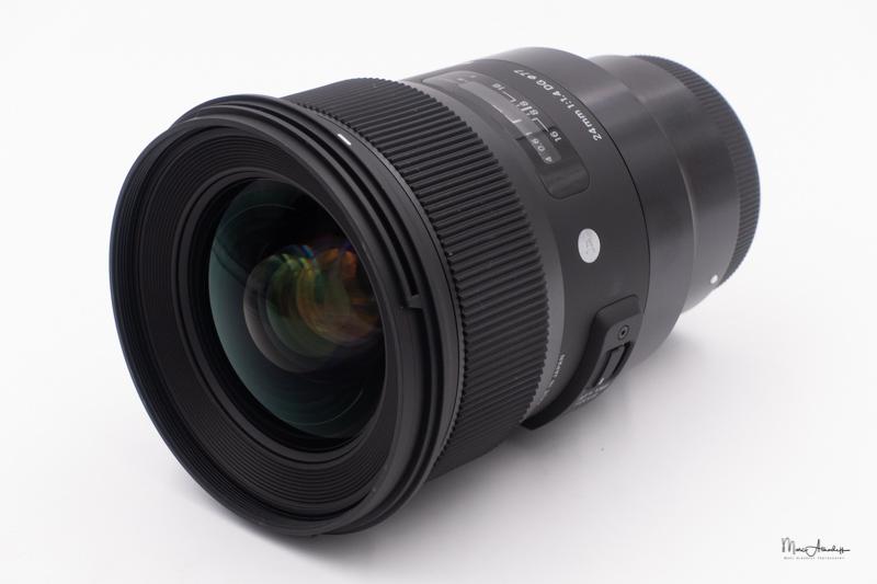 Sigma 24mm F1.4 DG Art-207