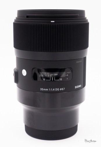 sigma 35mm F1.4 DG Art-2
