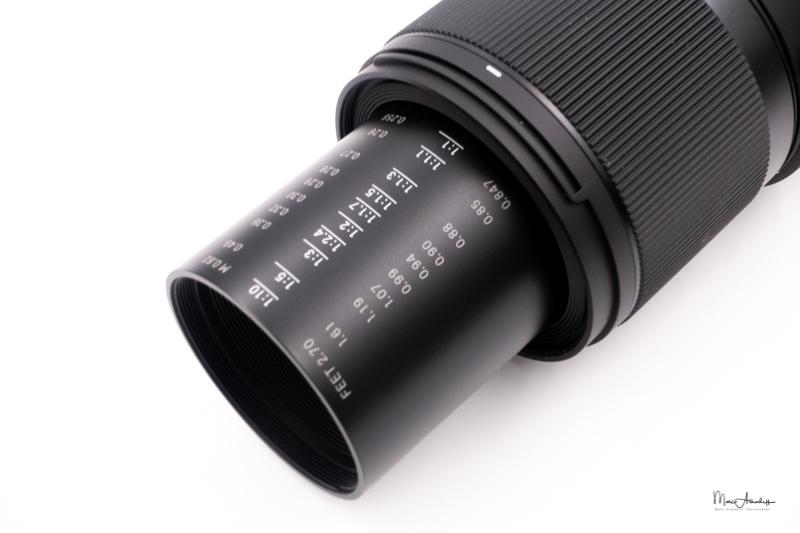 Sigma 70mm F2.8 Macro-12