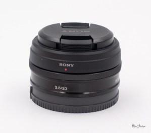 Sony SEL20F28 20mm F2.8 -2