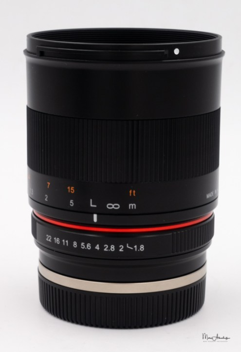 Samyang 85mm F1.8 ED UMC CS-03