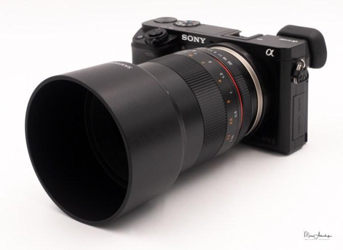 Samyang 85mm F1.8 ED UMC CS-12